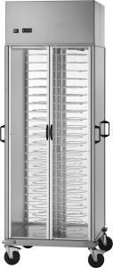 CA1439RG Chariot réfrigéré portaassiettes +8°+12°C capacité 88 assiettes  Ø25/31