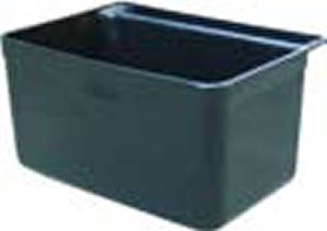 A1001 Small plastic basket for multipurpose trolleys