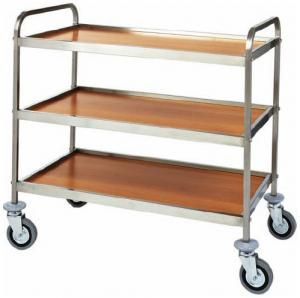 CA 1051 Service trolley 3 shelves 103x57x97h