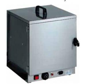 CST300 Cassetta termica scaldapiatti inox