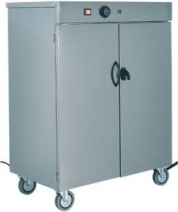 MS1862 1862 Armario calentador de platos acero inox Capacidad de 100 platos - 1 PUERTA