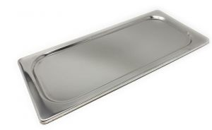 VGCOP3616 Stainless steel lid for ice cream tub of dim. 360X165mm