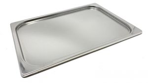 VGCOP3625 Stainless steel lid for ice cream tub of dim. 360X250mm
