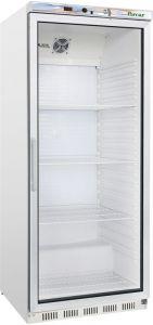 G- ER600G -  Armoire réfrigérée statique ECO avec porte en verre - Capacité 570 Lt
