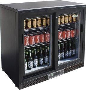 G-BC2PS Présentoir réfrigéré horizontal pour boissons