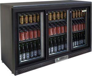G-BC3PS Vitrine réfrigérée horizontale - 3 portes coulissantes