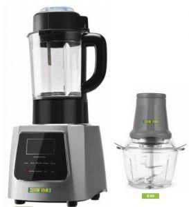 TM905+Q109 Mixeur avec fonction de cuisson avec cutter manuel.