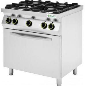 CC74GFEV Cucina a gas con forno forno elettrico  - Fimar