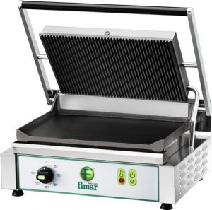 PE35LN Plaque de cuisson monophasée 2200W lisse / fonte