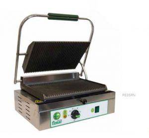 PE35RN Plaque de cuisson en fonte à rayures monophasée à une couche et 2200W