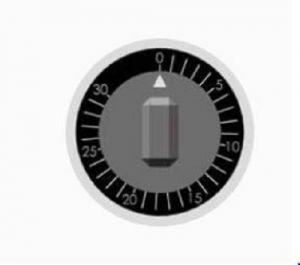 TMIB Minuterie mécanique pour pétrin Berta