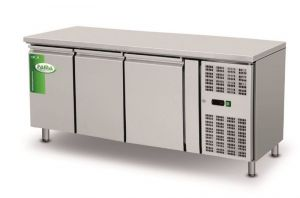 FBR3100TN - VENTILATED refrigerated pizza counter - Lt 417