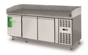 FBR3600TN - Refrigerated pizza counter - Lt 560