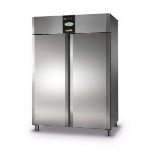 FFRL1400BT - Armoire réfrigérée GN2 / 1 VENTILÉ - 6 GRILLES - 0.7Kw - Négatif - LUXE