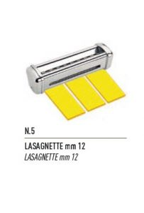 FSE005N - Taglio a LASAGNETTE mm12 per Sfogliatrice