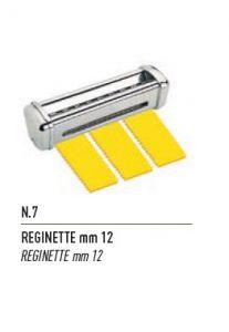 FSE007N - Taglio a REGINETTE mm12 per Sfogliatrice