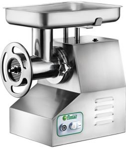 32TNMG Electric meat mincer with cast iron mincing group - Single phase...