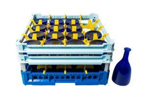 GEN-100135 Panier spécial pour le lavage de 16 bouteilles d'eau 75cl