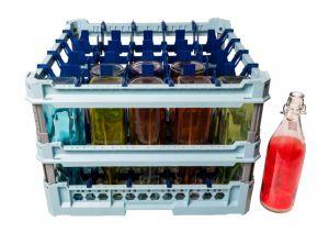 GEN-100142 Panier spécial avec convoyeurs d'eau pour le lavage de 25 bouteilles
