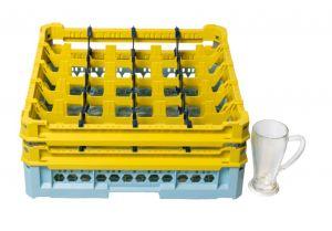 GEN-100165 Cesta speciale per il lavaggio di 20 boccali da birra