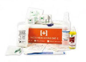 T702590 Pacco medicazione fino a 2 lavoratori