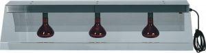 PIA4715 Telaio 2 lampade infrarossi da appendere