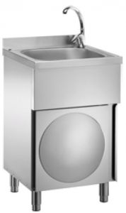 LC50MM Stainless steel wash basin
