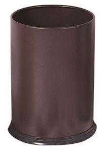 T103032 Gettacarte metallo marrone 12 litri