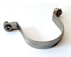T103077 Coppia adattatori fissaggio a palo Ø 60 mm