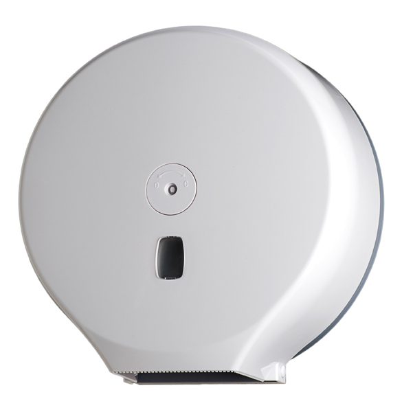 T104005 Toilet paper roll dispenser White ABS 400 m