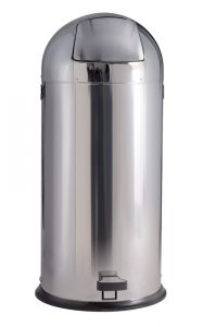 T106021 Stainless Steel Pedal bin 52 liters