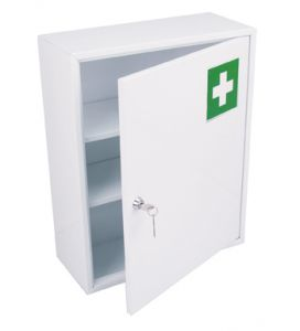 T107001 Armadietto farmacia 1 porta