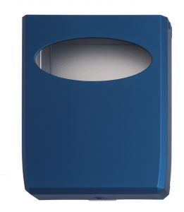 T130013 Toilet seat cover dispenser ABS blue