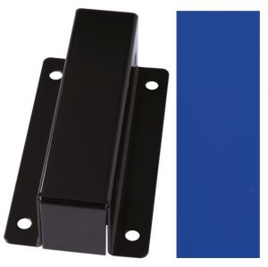 T601006 Wallmounting holder BLUE