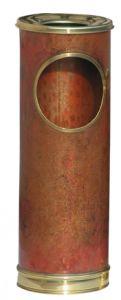 T700101 Portacenere-gettacarte in rame