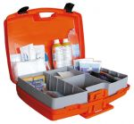 T702019 Large plastic box + First aid supplies for more than 3 people