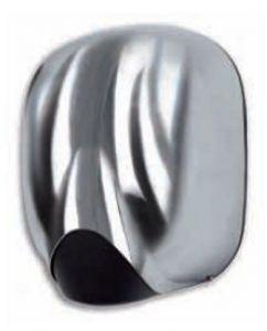 T704311 Asciugamani a fotocellula alte prestazioni Alluminio cromato LAMA senza resistenza
