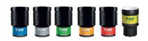 T707060 Ricarica MIX per diffusore fragranze naturali V-Air® (confezione da 6 pezzi)