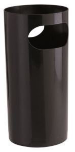 T710008 Black Polypropylene umbrella stand