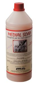 T735042 Liquid soap 1 liter (Pack of 12 pieces)