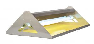 T903081 Sterminatore insetti uso intensivo Insettivor Trap acciaio inox AISI 304 30 W neon