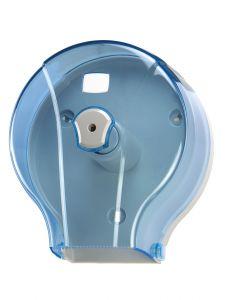 T908101 Distributore carta igienica in ABS blu 200 metri
