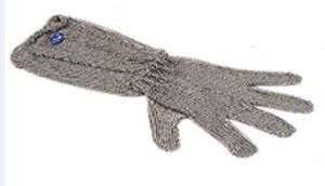TAV 4901 Guanto inox antinfortunistico a cinque dita lungo