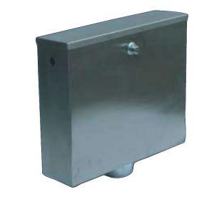 LX3190 Bouton de commande de cassette ou pneumatique 400x112x373 mm SATIN