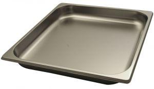 GST2/3P040 Contenitore Gastronorm 2/3 h40 in acciaio inox AISI 304
