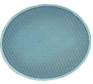 AV4953 Professional Stainless steel round pizza screen Ø45cm