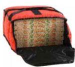 TAV 4975 Borse thermique pour le transport de 5 pizzas diamètre 33 cm